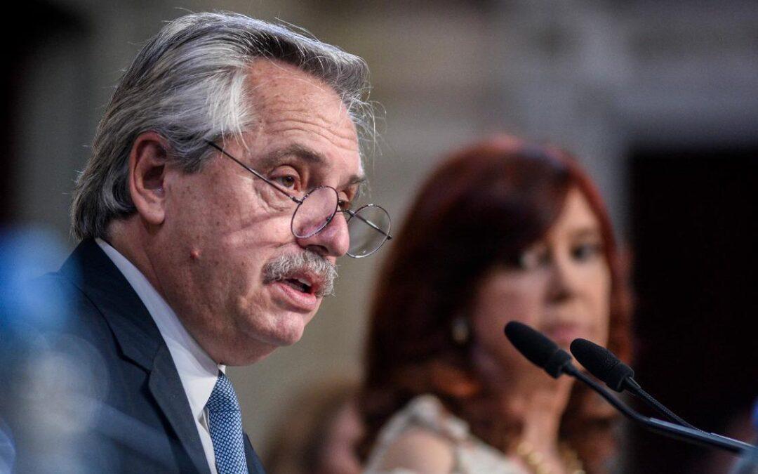 """Alberto Fernández: """"Los jueces disfrutan de privilegios de los que no goza ningún miembro de la sociedad"""""""