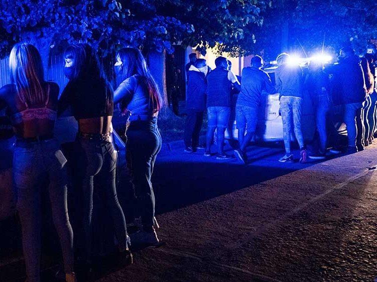 El gobierno porteño denunció a los organizadores de una fiesta clandestina en la Costanera