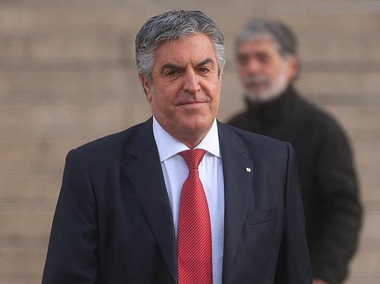 """Dalbón contra Gallo Tagle: """"No voy a parar hasta conseguir su destitución como juez nacional"""""""