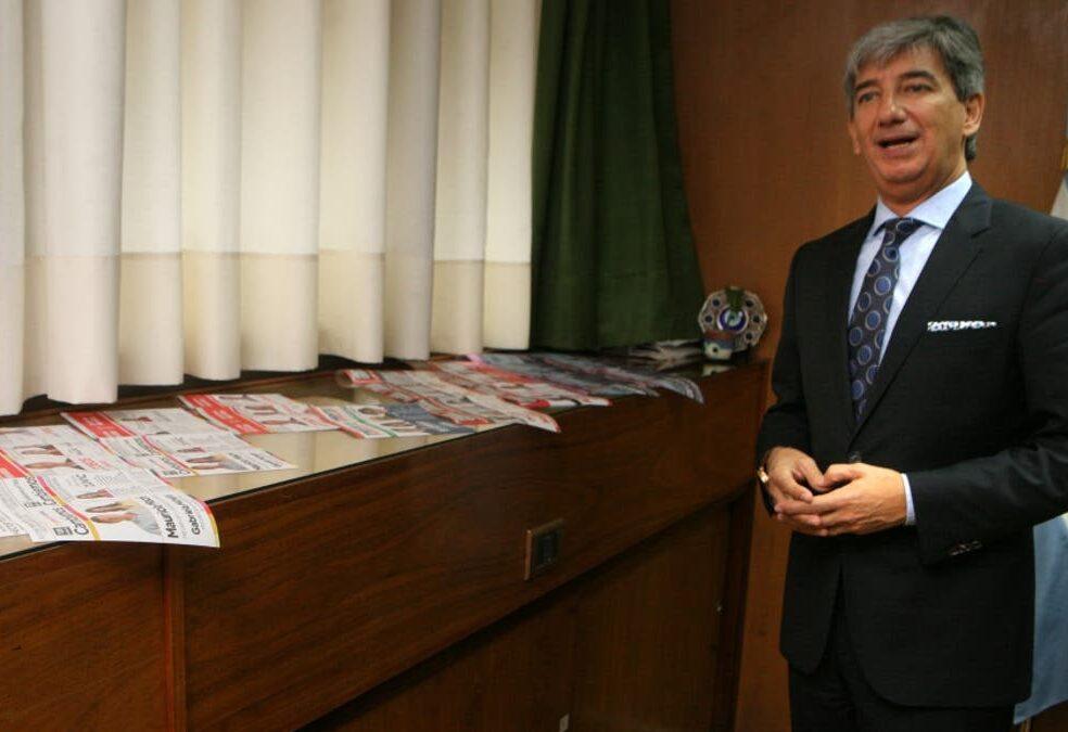 Con procesamiento firme, el juez Bento recurre a la tribunales internacionales con críticas a sus pares