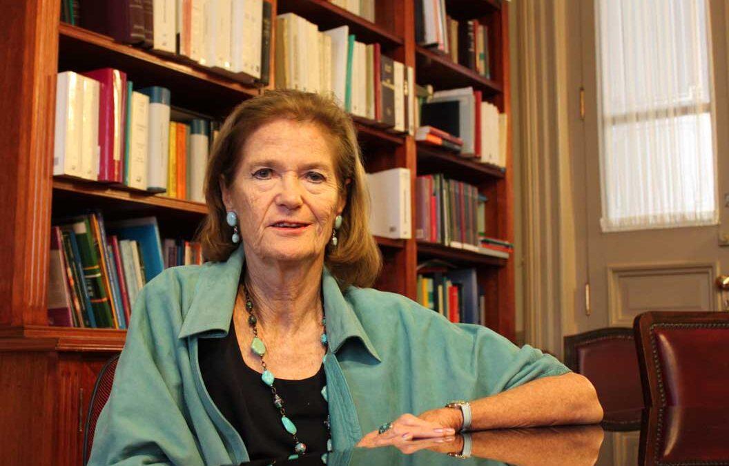 Entrevista Exclusiva con la Dra. Elena Highton de Nolasco