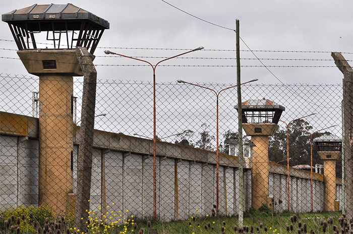 Colapso en las cárceles: hay una superpoblación de 2 mil personas
