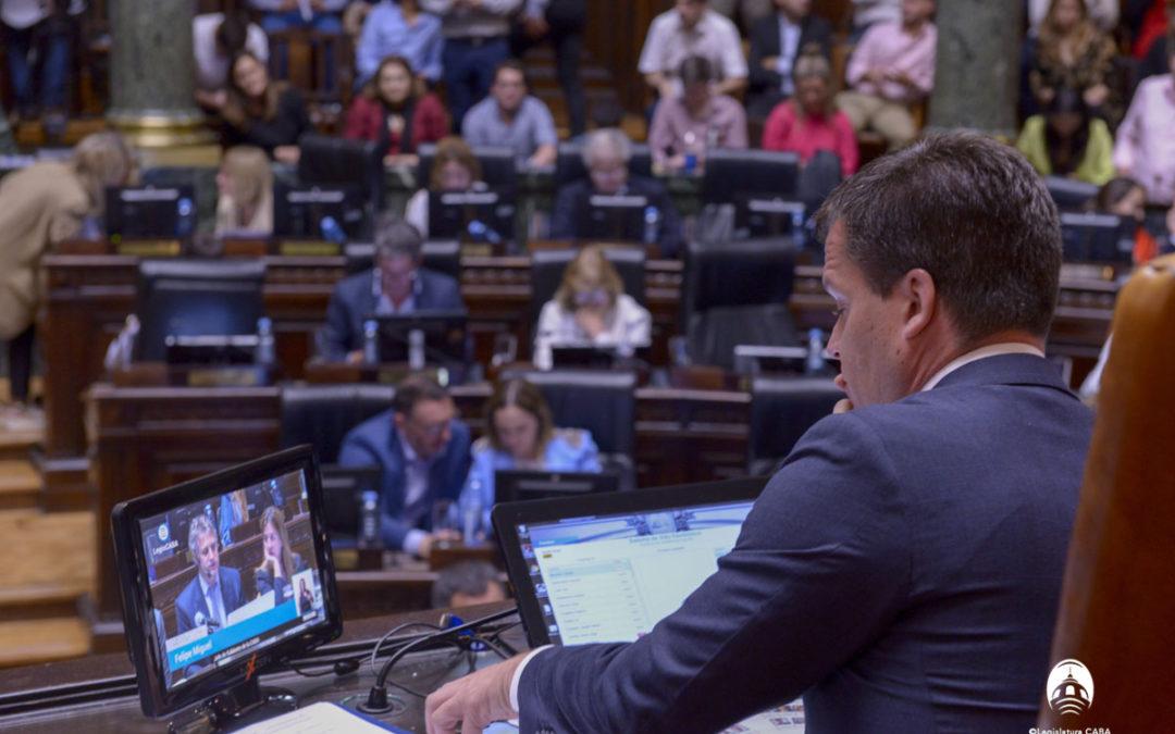 Nuevos legisladores y cargos en la auditoría porteña