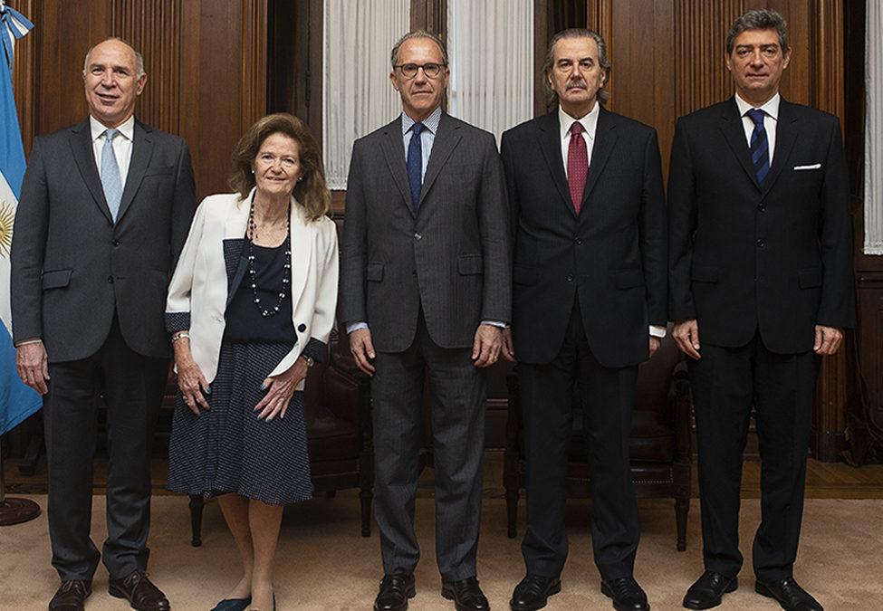 Coparticipación federal: la Corte reunió a los abogados de Nación y Ciudad