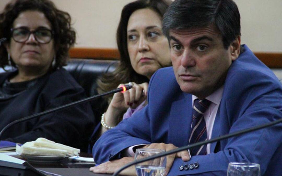 Gallo Tagle y otros jueces denunciaron a Dalbón ante el tribunal de disciplina del Colegio de Abogados