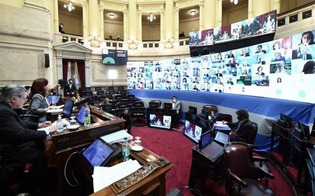 Media sanción para la Reforma Judicial: las modificaciones del proyecto en el Senado