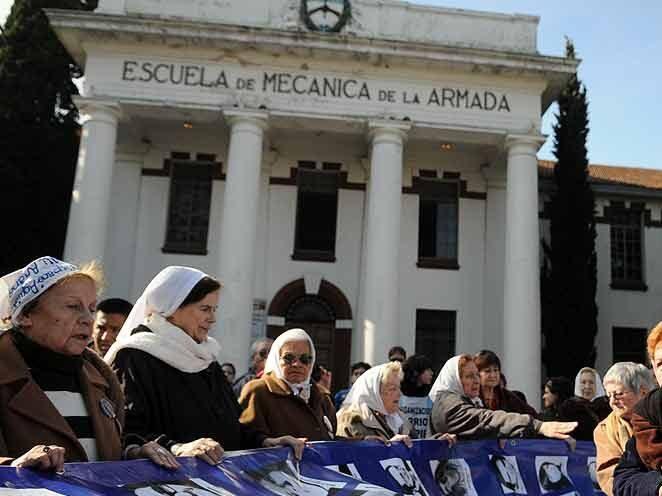 """El Museo Sitio de Memoria """"ESMA"""" candidata a convertirse en patrimonio histórico de la humanidad"""