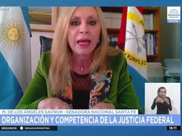 Cruces por el proyecto de reforma judicial