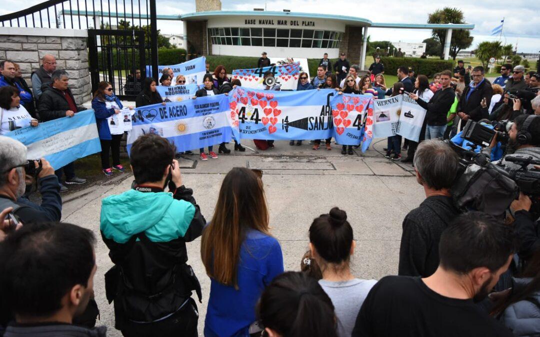 ARA San Juan: las familias de las víctimas definen si van a juicio o aceptan la escasa compensación del Estado