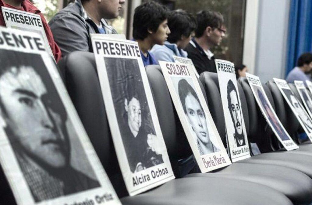A 45 años del golpe, hubo 1025 represores condenados por terrorismo de Estado