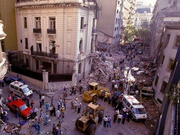 AMIA: la fiscalía vinculó el atentado de 1994 con el de la embajada de Israel en 1992