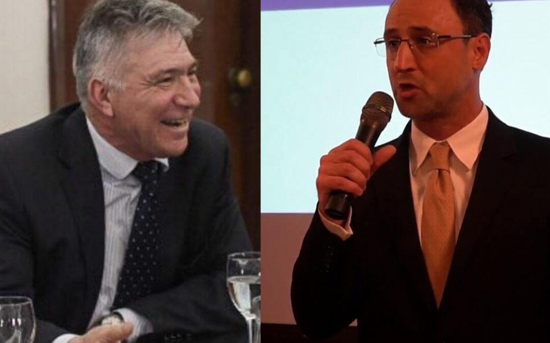 Juraron los nuevos integrantes del Consejo de la Magistratura: Carlos Matterson y Diego Marías