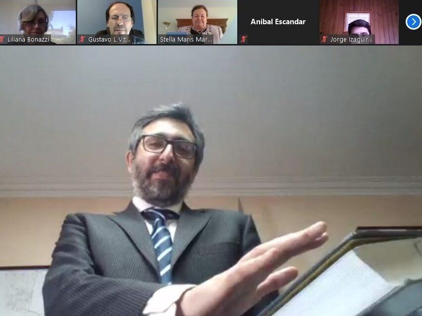 Entrevista al primer Defensor Público de Víctimas de la historia argentina