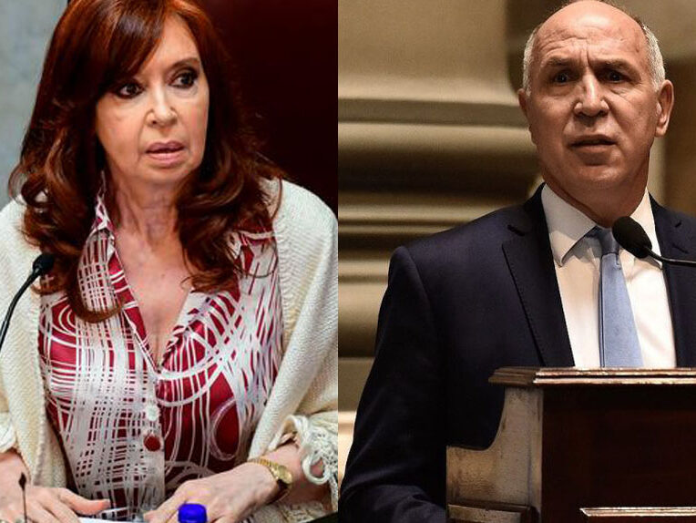 Tras la dura carta de Cristina Kirchner contra la Corte Suprema, Ricardo Lorenzetti respondió