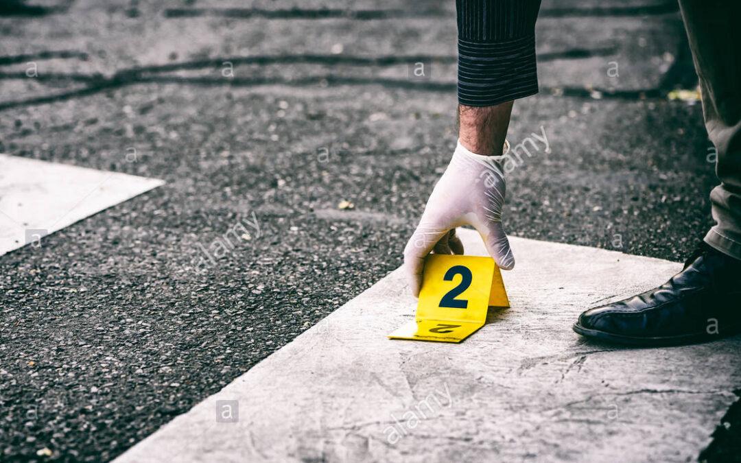 Nuevo protocolo para la escena del crimen que mejorará las investigaciones judiciales