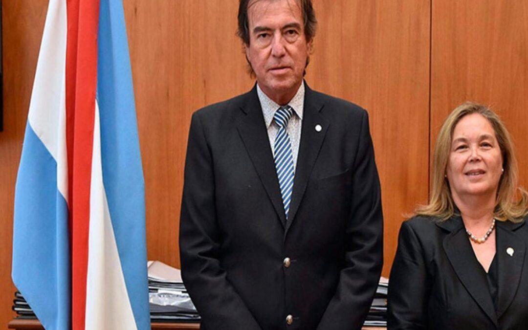 Entre Ríos:  la jueza Medina criticó el homenaje a un juez denunciado por violencia