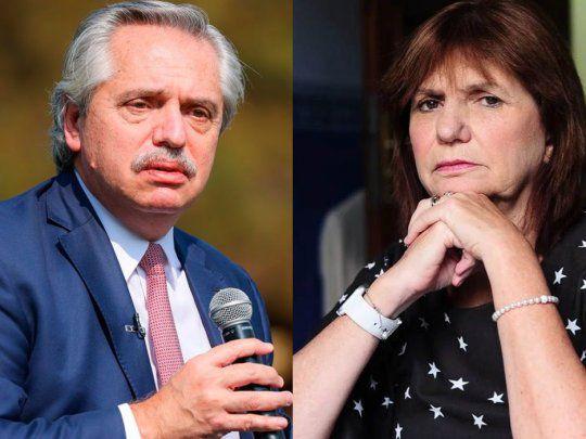 Alberto vs. Bullrich: demanda por 100 millones