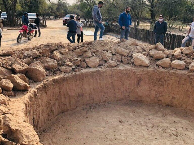 Salta: autorizan la construcción de un pozo de agua a pedido de la comunidad wichí