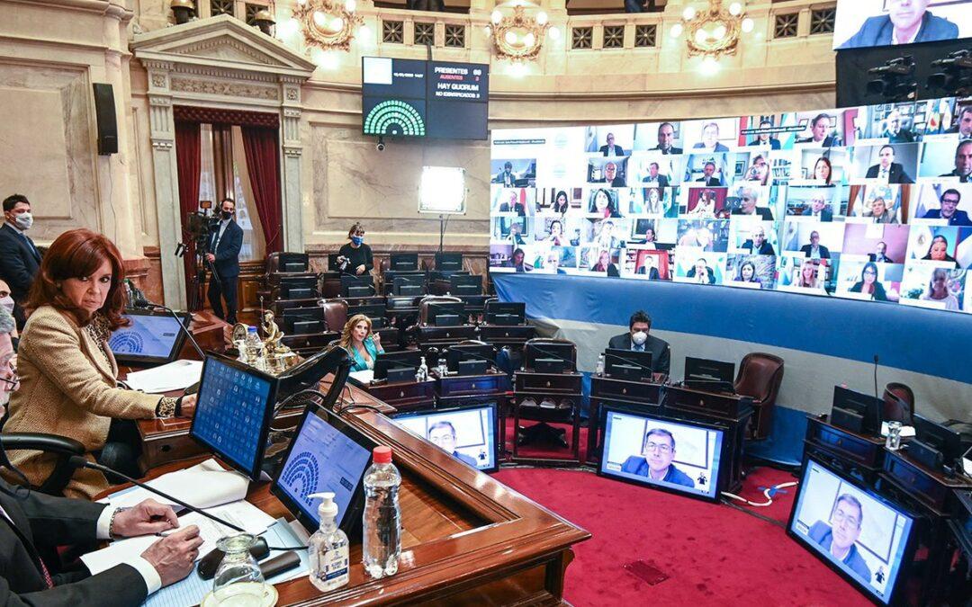 Ahora la oposición le reclamó a Cristina que trate el pliego de Rafecas y no la reforma