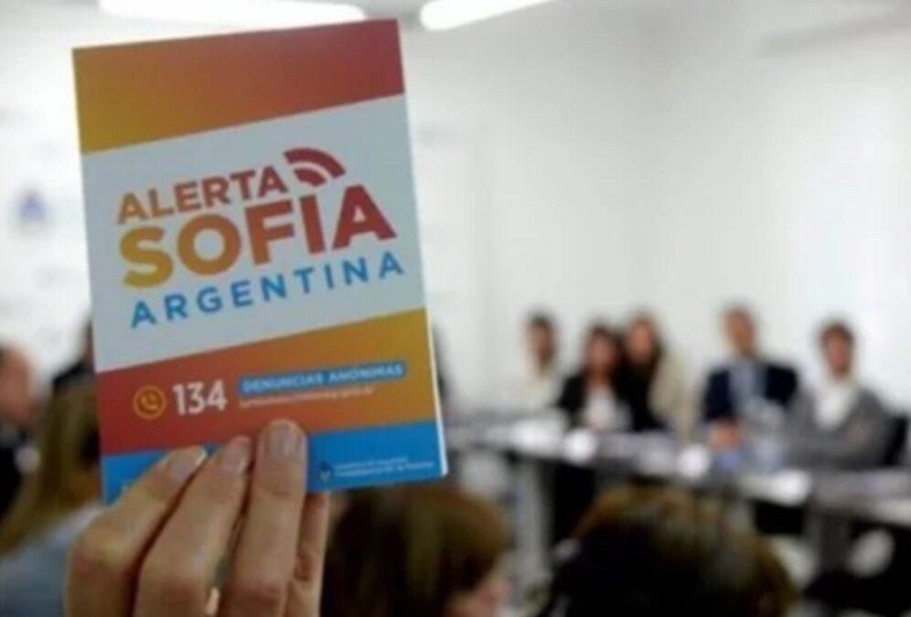 """""""Alerta Sofía"""": el sistema de urgencia para la búsqueda de niños, niñas y adolescentes"""