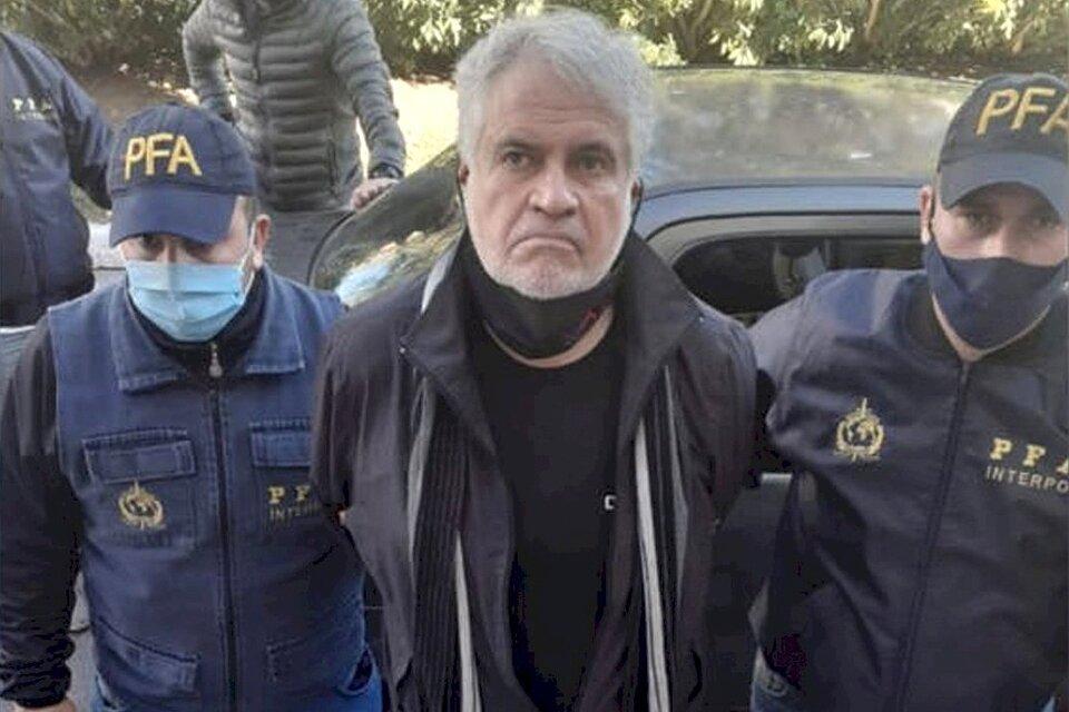 ¿Quién fue el chileno Walther Klug Rivera que estaba prófugo en la Argentina?