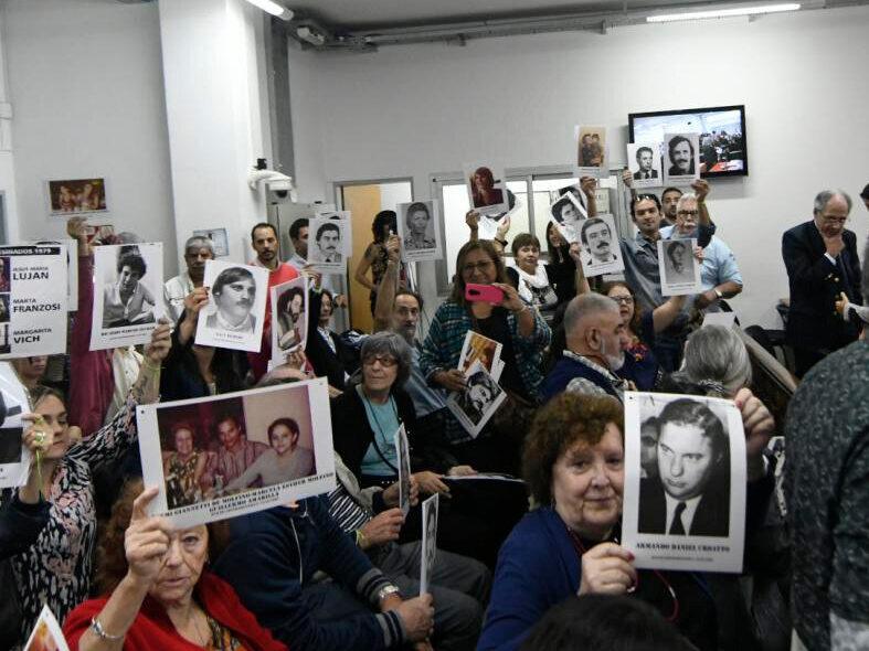 "Causa ""Contraofensiva I"": condena a prisión perpetua para cinco genocidas"