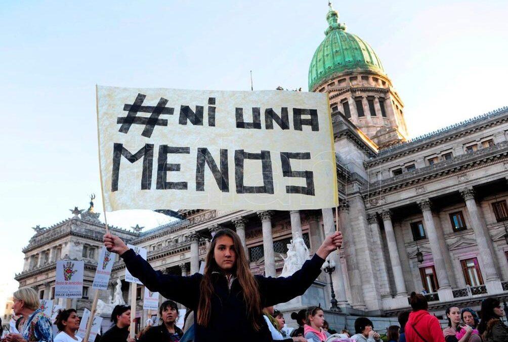 En 2020, sólo cuatro causas por femicidios tuvieron condena firme