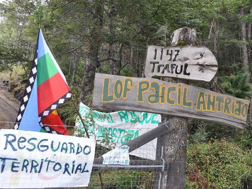 Neuquén: la Justicia suspendió desalojos de una comunidad mapuche