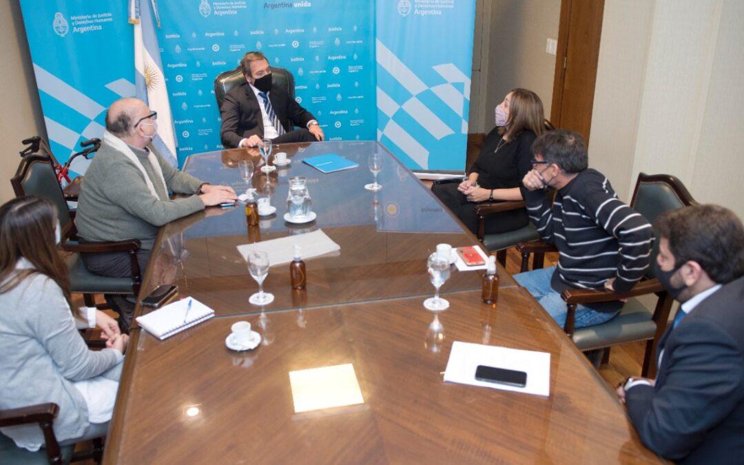 Los organismos de DDHH le pidieron a Soria avanzar con reformas judiciales
