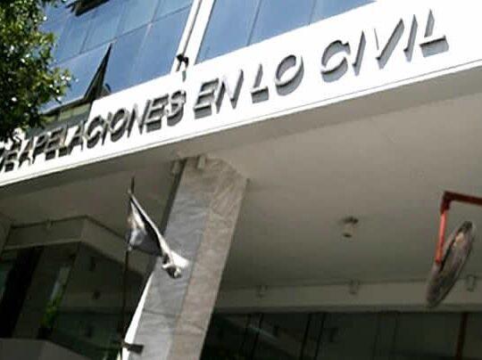 """""""El problema del Fuero Civil se profundizó cuando se normalizó el ingreso de expedientes"""""""