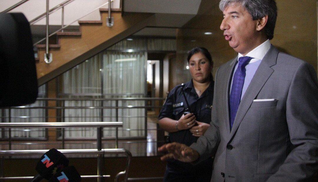 Tonelli pidió el desafuero del juez federal Bento procesado por asociación ilícita y prevaricato