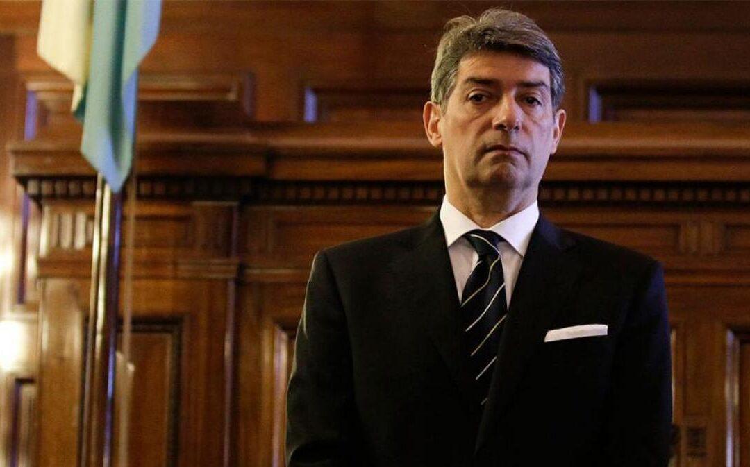 El flamante presidente de la Corte Horacio Rosatti recibió a los jueces federales
