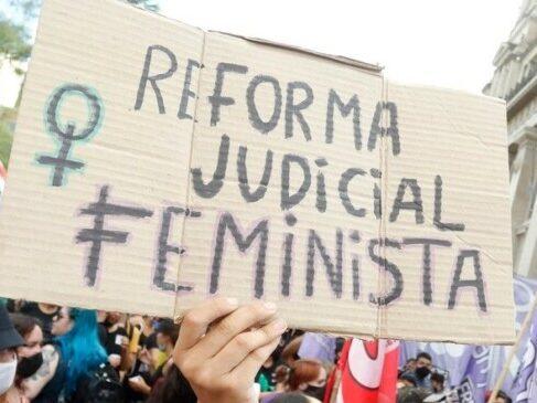 """""""No es el sistema penal el que nos ofrece una solución para los conflictos de las mujeres"""""""