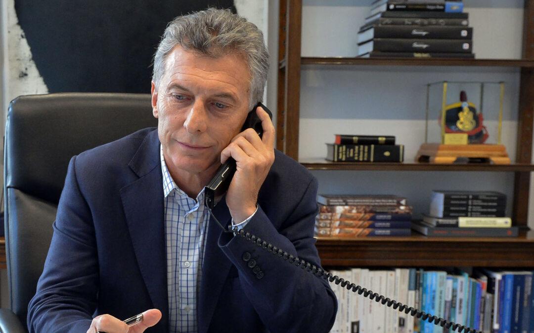 """ARA San Juan: Macri no asistirá hoy a declarar y dijo que """"siempre estuvo a disposición de la Justicia"""""""